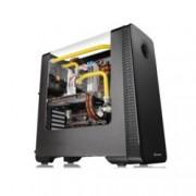 Кутия Thermaltake View 28 RGB, ATX/mATX/miniITX, 2x USB 3.0, извит прозорец, RGB подсветка(вграден контролер за управление), черна, без захранване