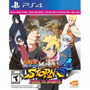 Naruto Shippuden Ultimate Ninja Storm 4 - Road To Boruto Playstation 4