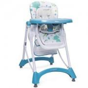 Детско столче за хранене - Mint, Cangaroo, синьо, 356262