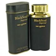 Ted Lapidus Black Soul Imperial Eau De Toilette Spray 3.33 oz / 98.48 mL Men's Fragrance 492172