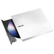 Asus SDRW-08D2S-U Lite Gravador DVD Slim Externo USB Branco
