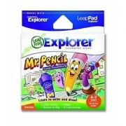Toy / Game LeapFrog Explorer's Learning Game: Mr. Pencil Saves Doodleburg (works w/ LeapPad & Leapster Explorer)