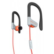 Casti Alergare Enregy Sistem Sport 1, Microfon (Rosu)