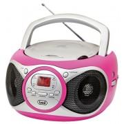 Micro Sistem Audio Trevi CD 512 (Roz)
