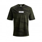 Jack & Jones T-shirt Bedrukt / Groen