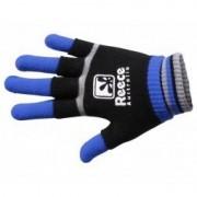 Reece Knitted Player Glove 2 in 1 Zwart/Blauw