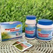Natural Point Linea Vitamine Minerali Magnesio Supremo Integratore 150 G