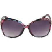 MudShi Over-sized Sunglasses(Multicolor)