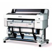 Epson Sureszínes SC-T5200D A0 CAD színes tinzasugaras nyomtató - állvánnyal