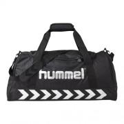hummel Sporttasche AUTHENTIC - black/silver | XS