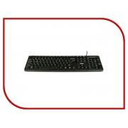 Клавиатура Dialog KS-030U Black