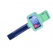 Armband, Funda De Teléfono Para Iphone 5 5S 5C Resistente Al Agua Teléfono Celular Armband Brazo Cinturón Al Aire Libre Running Sweatproof Caso Con Titular De Clave Y Bolsa De Tarjeta (verde)