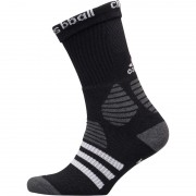 adidas BasketID Black/Dark Grey Heather/White