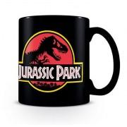 Pyramid Jurassic Park - Classic Logo Mug