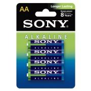 Baterie alcalina Sony R6 AA