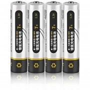 EH LEISE-7 Batería Recargable Ni-MH AAA1000mAh (nueva Generación Lista Para Usar) 4 Secciones