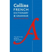 Collins French Dictionary & Grammar, Paperback