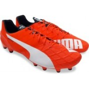 Puma evoSPEED 1.4 FG Football Shoes For Men(Red)