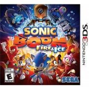 Videojuego Sonic Boom Fire & Ice Nintendo 3DS
