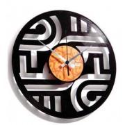 Disc'O'Clock Orologio Moderno Da Parete Geometry 1