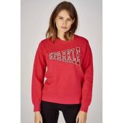 Petrol Sweater - Roze