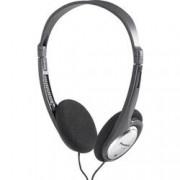 Panasonic Sluchátka On Ear Panasonic RP-HT030 HT030E-S, černá, stříbrná