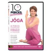 10 perces gyakorlatok: Jóga DVD