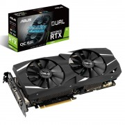 VC, ASUS DUAL RTX2060 OC, 6GB GDDR6, 192bit, PCI-E 3.0