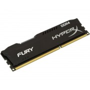 DIMM DDR4 4GB 2400MHz HX424C15FB/4 HyperX Fury Black
