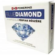 BlueDiamond - erős, étrend-kiegészítő kapszula férfiaknak (4db)