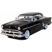 1953 Ford Victoria Black 1/24 by Welly 22093