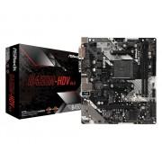 MB, ASRock B450M-HDV Р4.0 /AMD B450/ DDR4/ AM4 (90-MXB9N0-A0UAYZ)