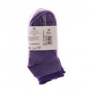 Комплект дамски чорапи SISI розови, бели и лилави