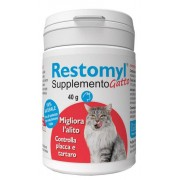 Innovet Italia Srl Restomyl Supplemento Gatto 40 G
