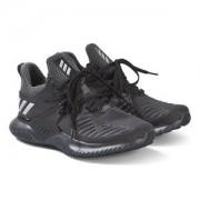 adidas Performance Black and Grey Alphabounce Beyond Sneakers Barnskor 38 (UK 5)