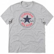 Converse - tričko KR CORE CHUCK PATCH TEE grey Velikost: M