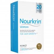 Nourkrin Complementos alimentarios cuidado del cabello Nourkrin Woman - 3 meses (180 comprimidos)