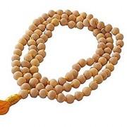 ReBuy TULSI JAPA MALA ROSARY FOR WEALTH PROSPERITY HEALTH - 108+1 BEADS