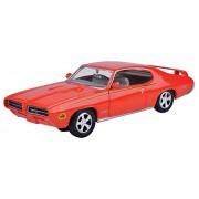 Motormax 1:24 1969 Pontiac GTO Judge (American Classic Diecast Collection) (Orange)