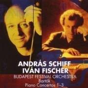 B Bartok - Piano Concertos1-3 (0825646965588) (1 CD)