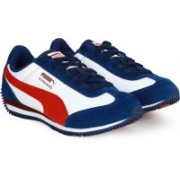 Puma Whirlwind L JR IDP Football Shoes For Women(Multicolor)