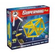 Supermag Magnetyczne Maxi One Color 44 el. 8276