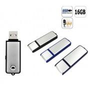 Špionážní audio USB flash disk rekordér s kapacitou 16GB