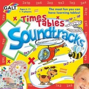 Times Tables Sountracks