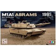 RFMRM5006 1:35 Rye Field Model M1A1 Abrams 1991 Desert Storm Edition [MODEL BUILDING KIT]