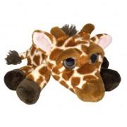 Geen Pluche giraf knuffeldier 33 cm