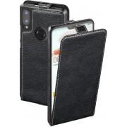 """Hama Flipcase """"Smart Case"""" voor Huawei P20 Lite, zwart"""