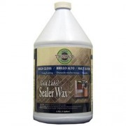 Trewax Vinyl and Linoleum Gold Label Wax Gloss Sealer, 1-Gallon