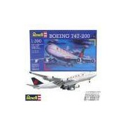 Revell 64210 Boeing 747-200 Air Canada 1:390 Model-set