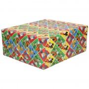Disney Rollen Inpakpapier / cadeaupapier Disney Mickey Donald 200 x 70 cm